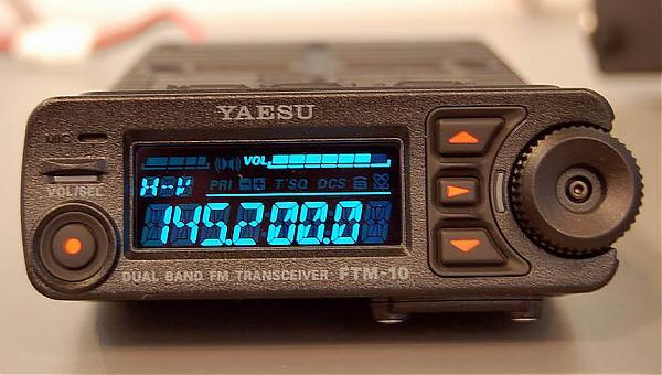 YAESU FTM-10 RE – FARE RADIO, IN MOTO, IN LIBERTA'…