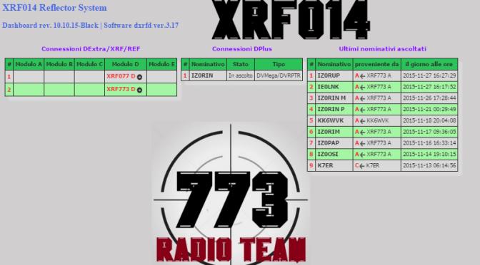 Altra porta dal mondo DSTAR al DMR: Nasce il TG8502 (Slot2) su XRF077
