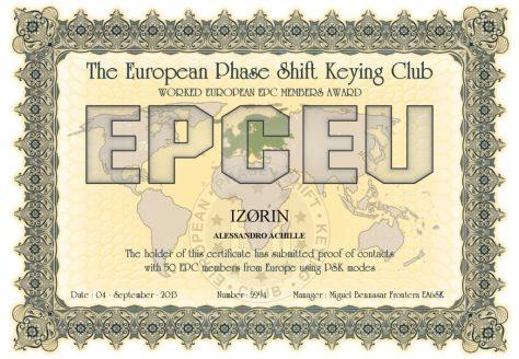 IZ0RIN-EPCMA-EPCEU