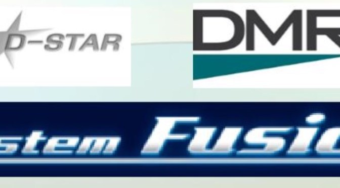 Finalmente disponibile anche l'interconnessione tra DMR e Fusion ( Room Italy )