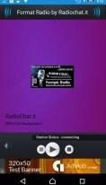 App ufficiale di Format Radio