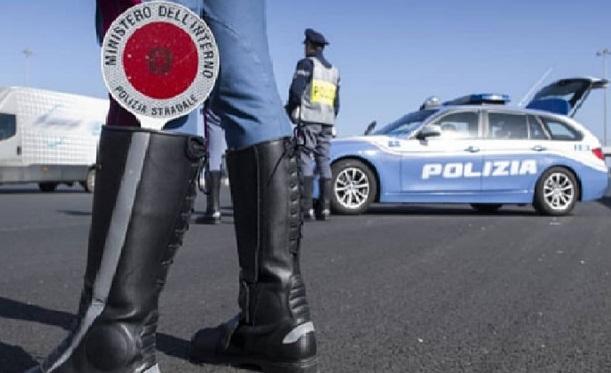 ZONA ROSSA, CONTROLLI ANTICOVID-19 DELLA POLIZIA DI STATO: UNA PERSONA  DENUNCIATA   FORMAT RIETI