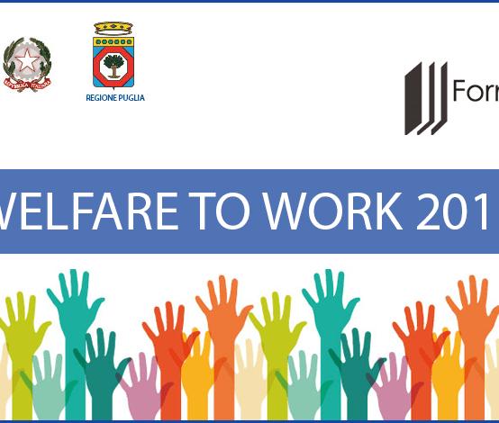 Welfare to Work 2016