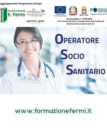 O.S.S. OPERATORE SOCIO SANITARIO
