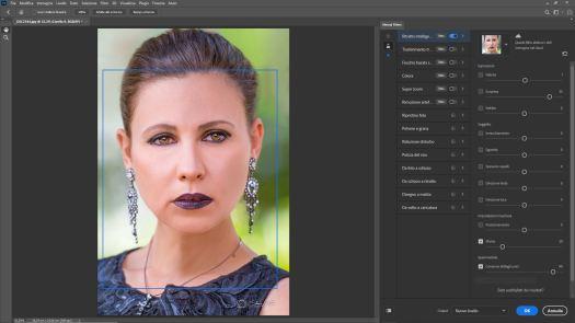 Photoshop 2021: Ritratto Intelligente