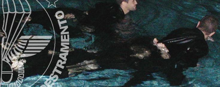 Addestramento in acqua