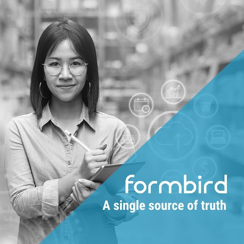 Formbird - Clear Asset A single Source of truth