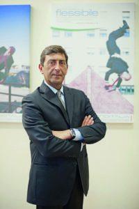 Egidio Sangue, Vice Presidente di FondItalia