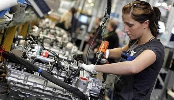 Donne industria