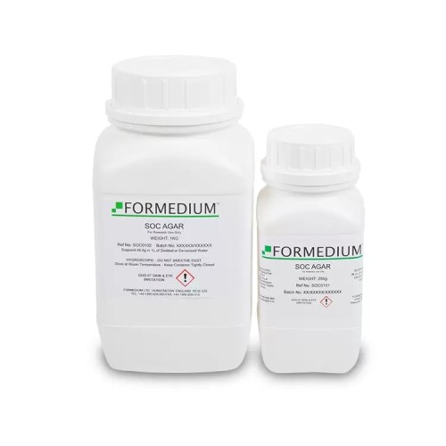 Competent Cells Medium Formulations