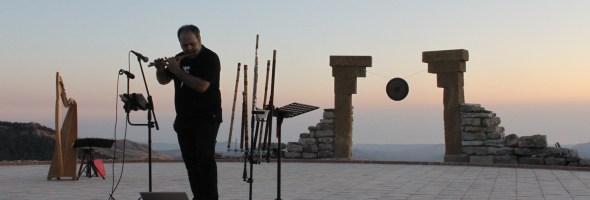 Mario Crispi in concerto con SOFFI il 29.11.2014 a Palermo