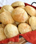 Soft White Bread Rolls