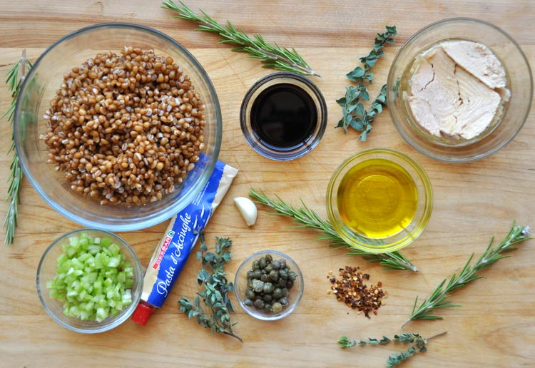 siciliansaladingredients