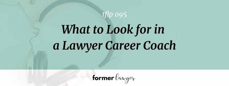 Lawyer Career Coach