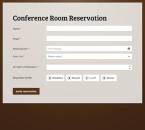Below are 16+ conference schedule examples & templates that you can use to create your own document. Form Templates Create Your Perfect Online Form