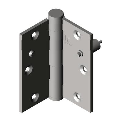 Door Hardware 5Knuckle Hinge ElectricSwitch Hager
