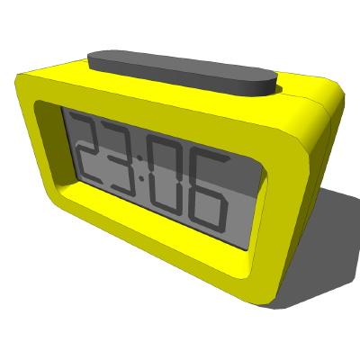 Pb Ikea Slabang Alarmclock Model
