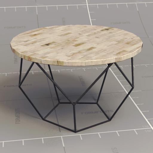 origami side table | tutorial origami handmade