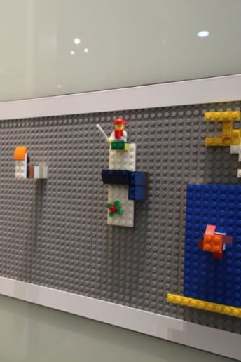 Lego Sliding Doors