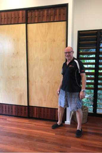 Large Internal Sliding Doors with Carl