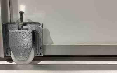 How to Change A Sliding Door Wheel