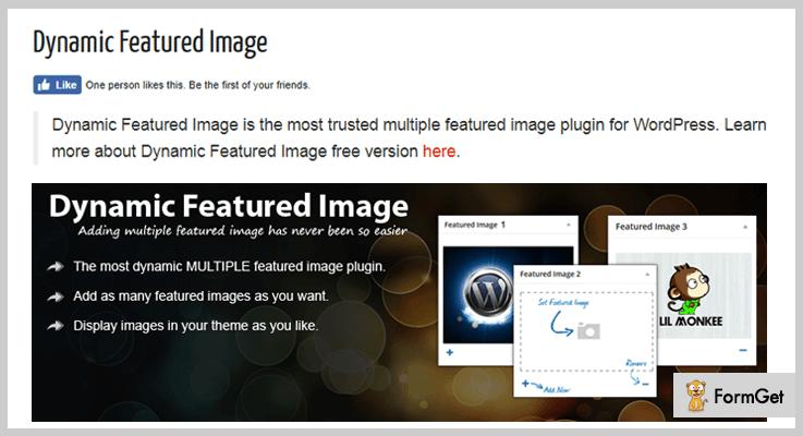 beste WordPress-Plugins - Dynamisches empfohlenes Bild Empfohlenes Bild WordPress-Plugin