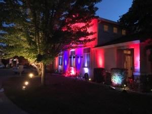 Sacramento event & wedding lighting