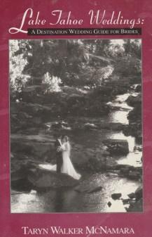 Tahoe Wedding planning book