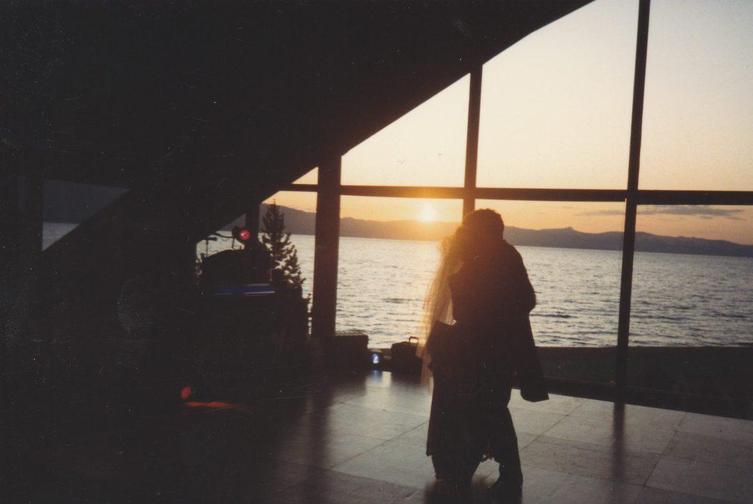 Edgewood Lake Tahoe first dance