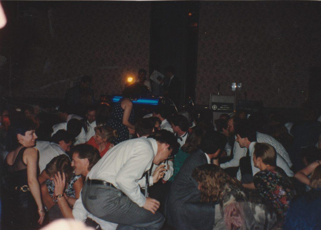 Sacramento Hyatt business party