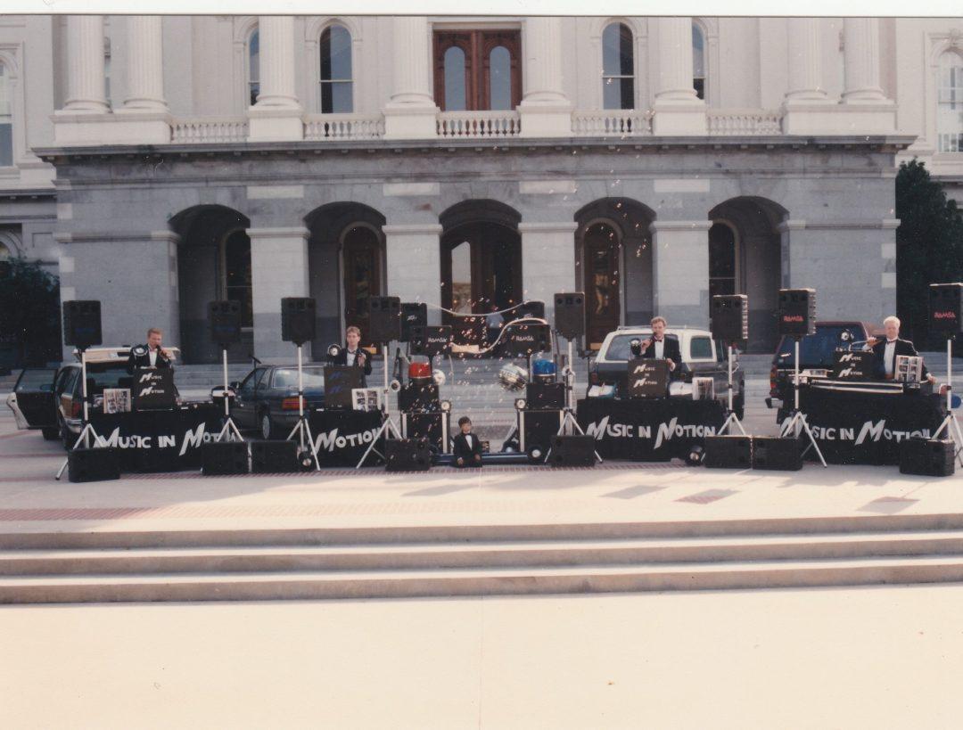 1993 State Capital photo shoot