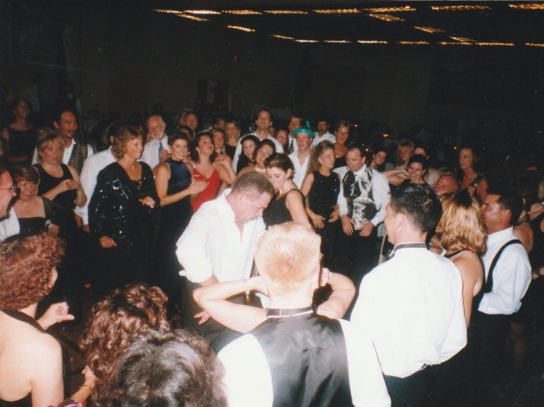 Sacramento fun dancing