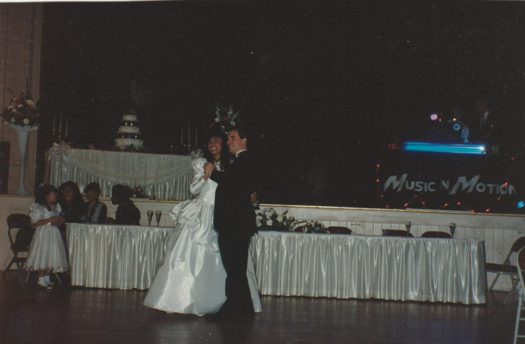 Sacramento first dance
