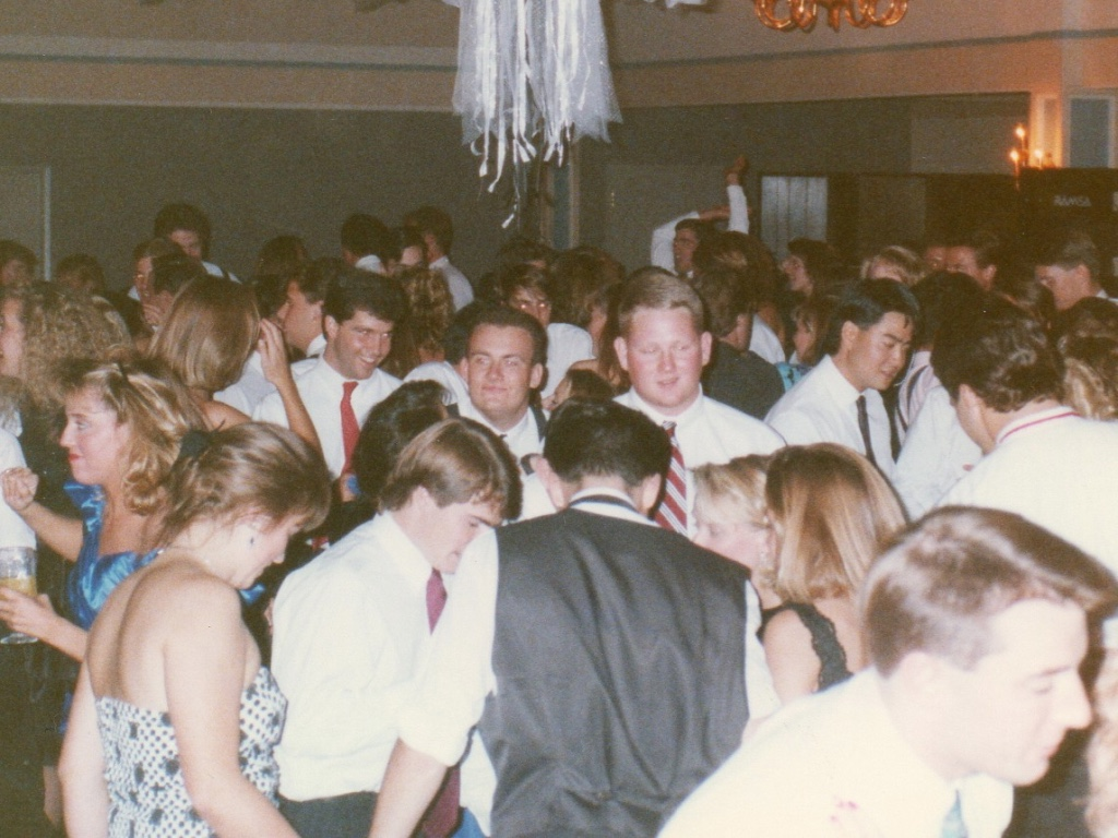 Big time party at the Hyatt Sacramento