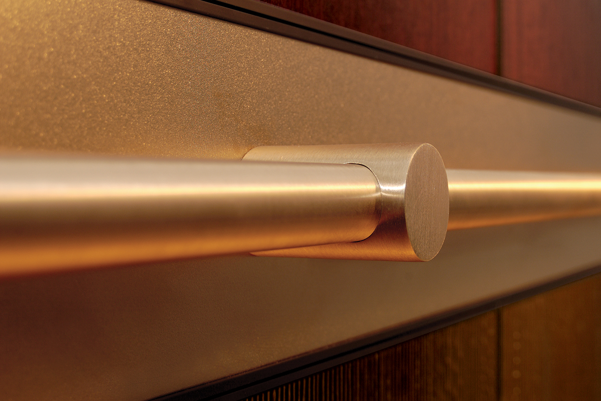 Elevator Handrails Forms Surfaces