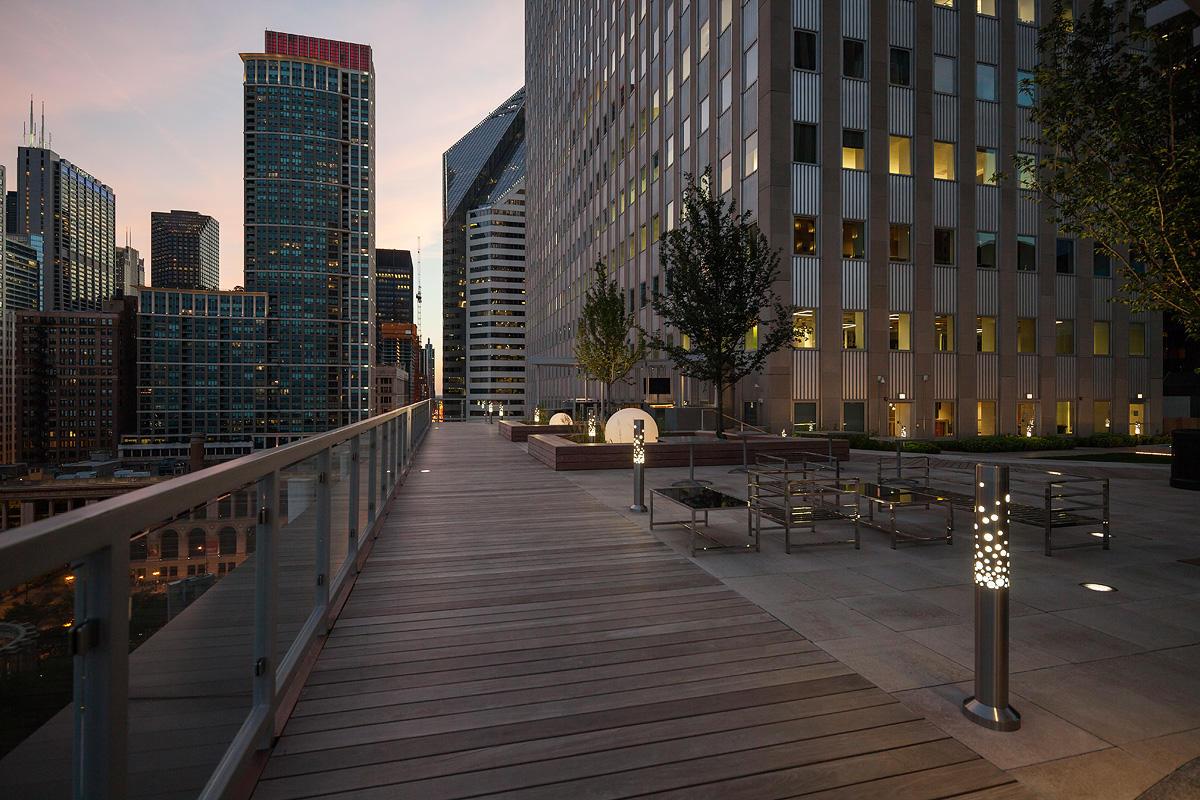 Lighting Outdoor Deck