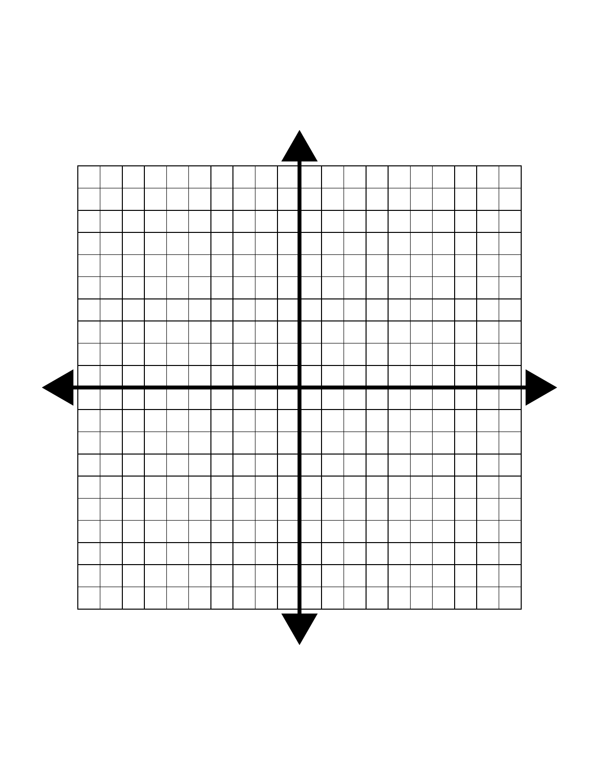 Four Quadrant Cartesian Grid Large Free Download