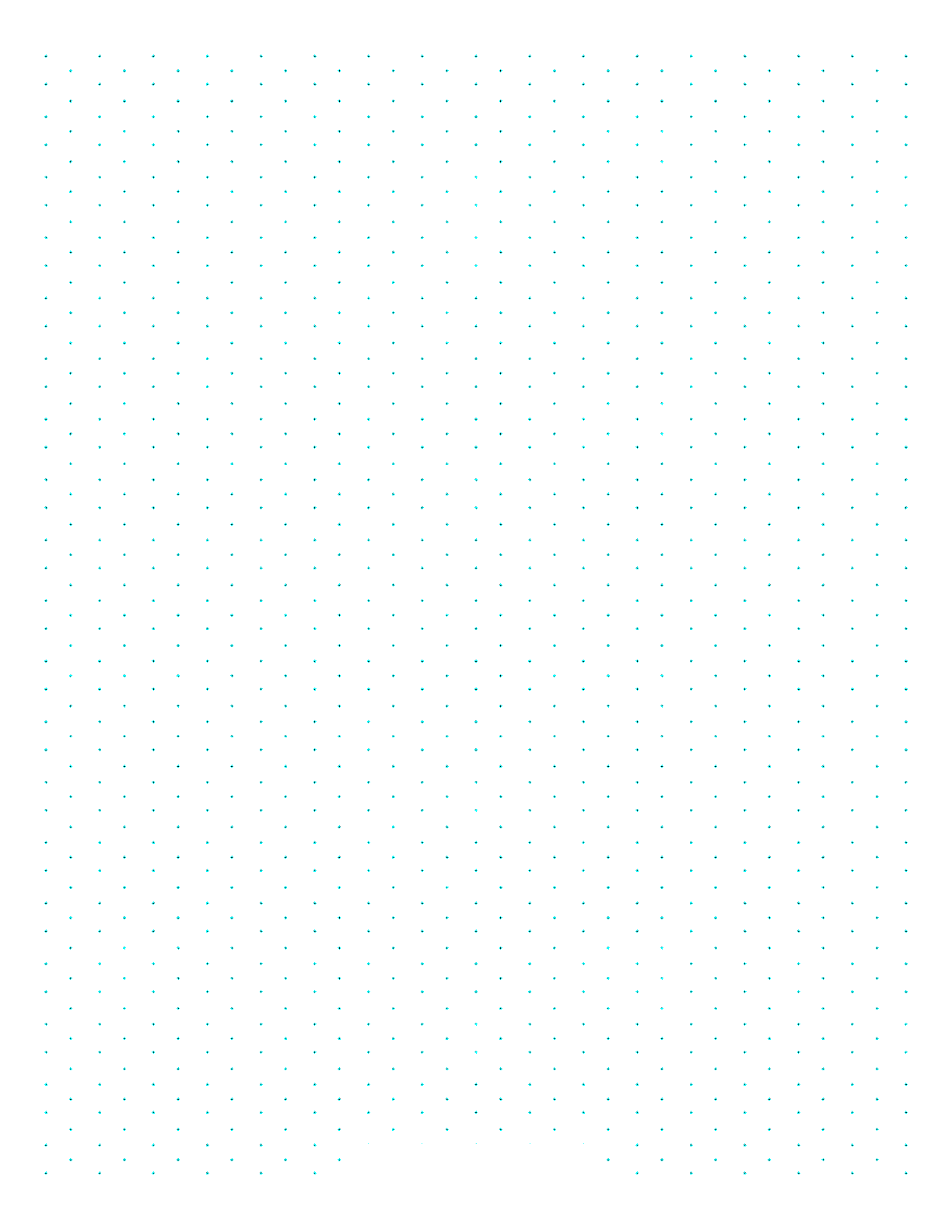 Isometric Dot Paper Very Fine Free Download