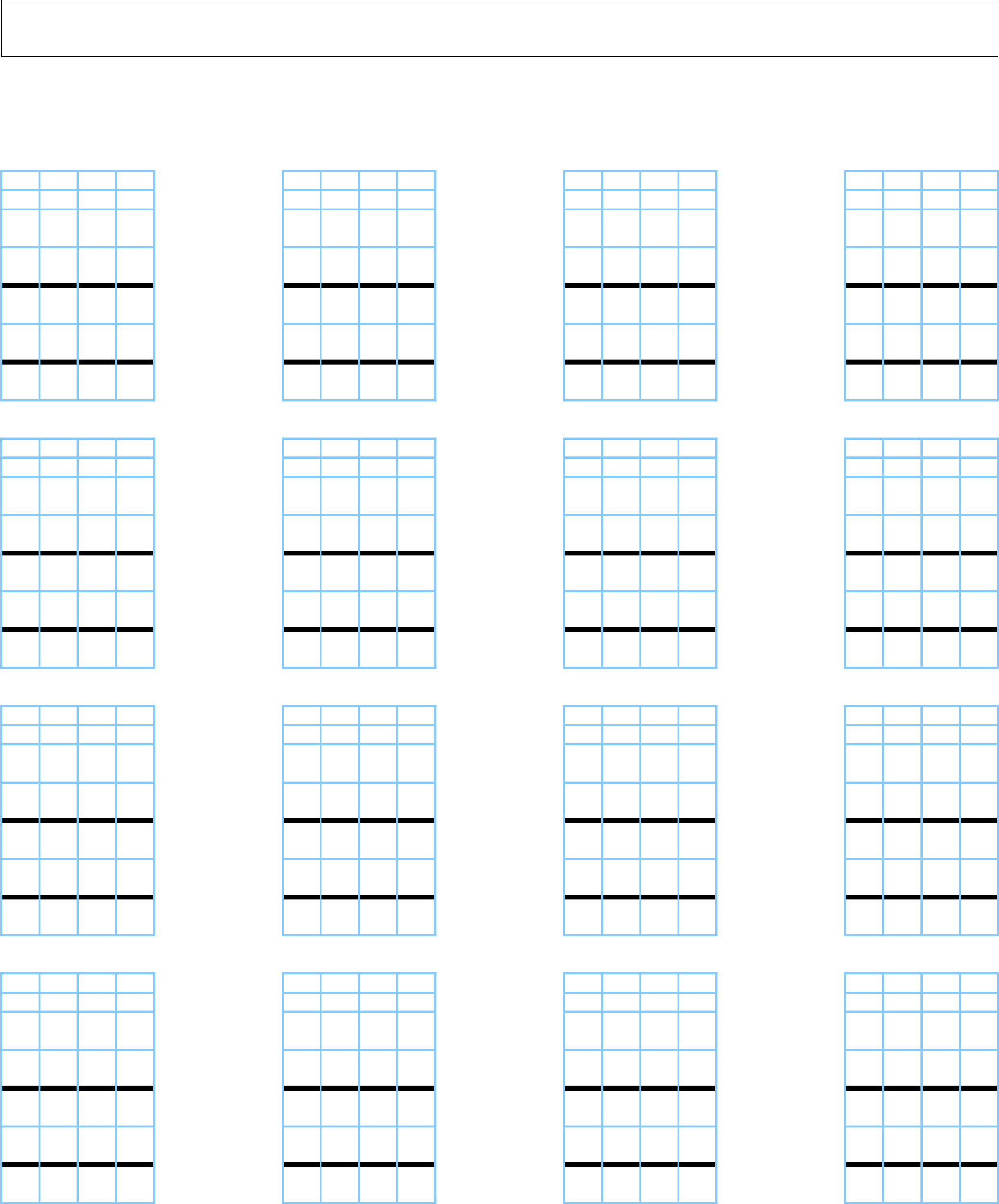 2 Digit By 2 Digit Multiplication Worksheets With Grids
