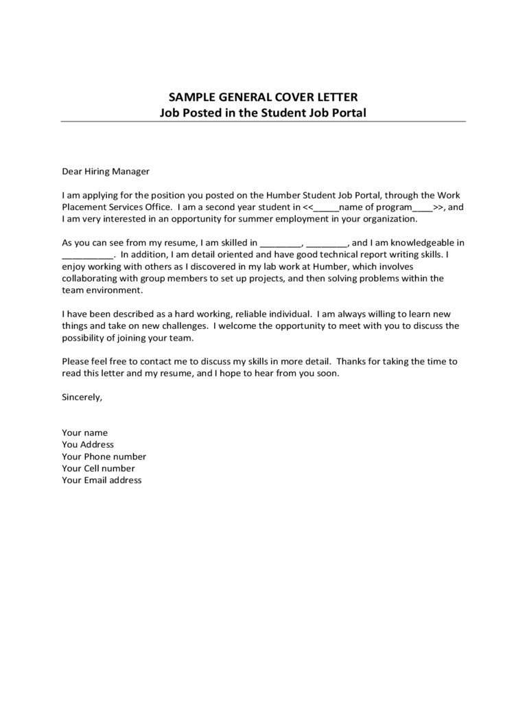 Format For A Cover Letter  cover letter emailed cover letter     happytom co