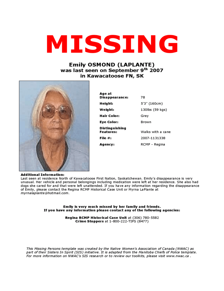 missing posters template yerat