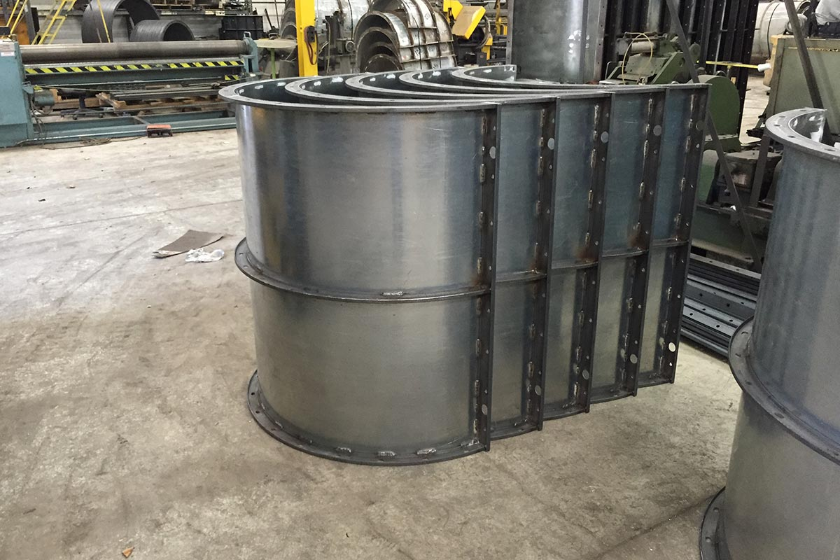 Form Tech Deslauriers Steel Column Smooth Concrete Forms