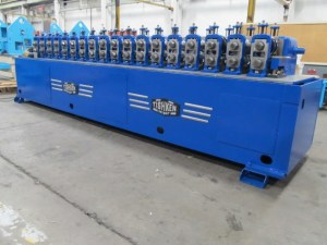 Tishken HMW Series Medium Duty Roll Forming Systems