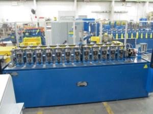 Tishken MLW Series Medium Light Duty Roll Forming Systems