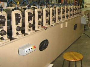 Tishken MW Series Medium Heavy Duty Roll Forming Systems