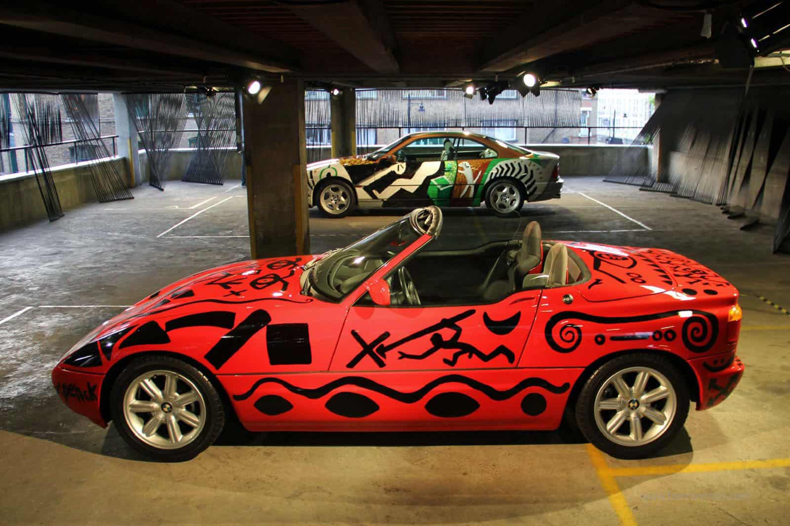 London Institute of Contemporary Arts Showcases BMW Art Cars