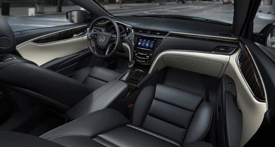 Cadillac Designers On XTS Interior Inspiration