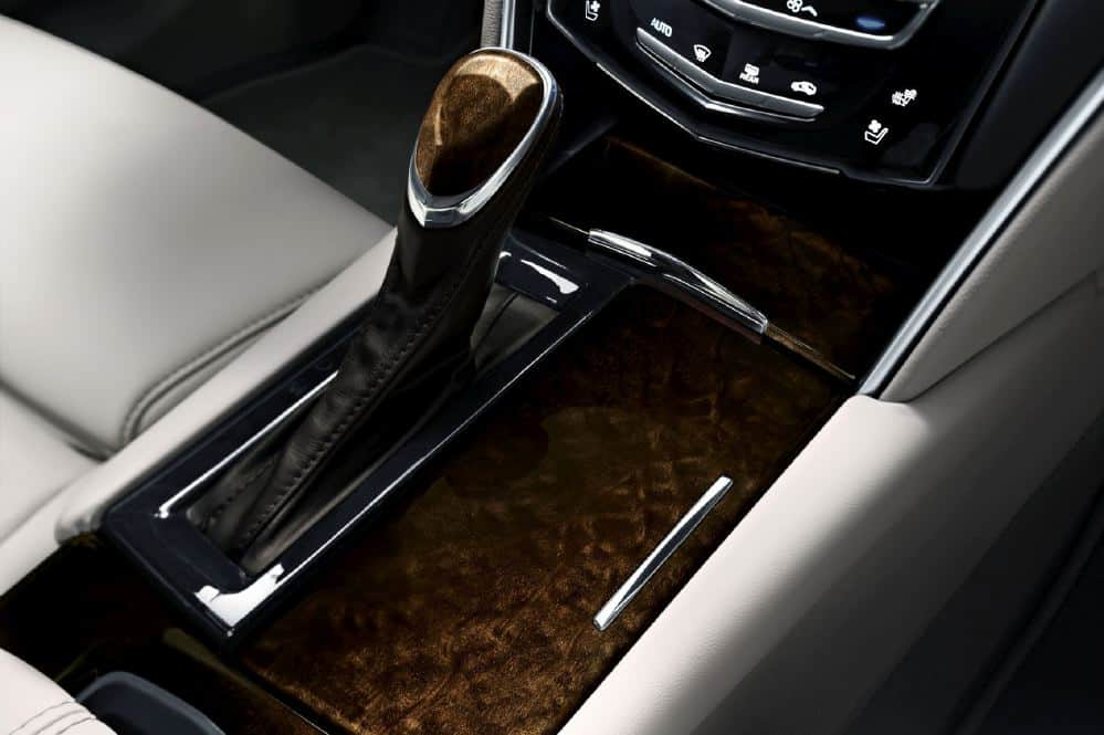 Why Cadillac Uses Wood In Interiors