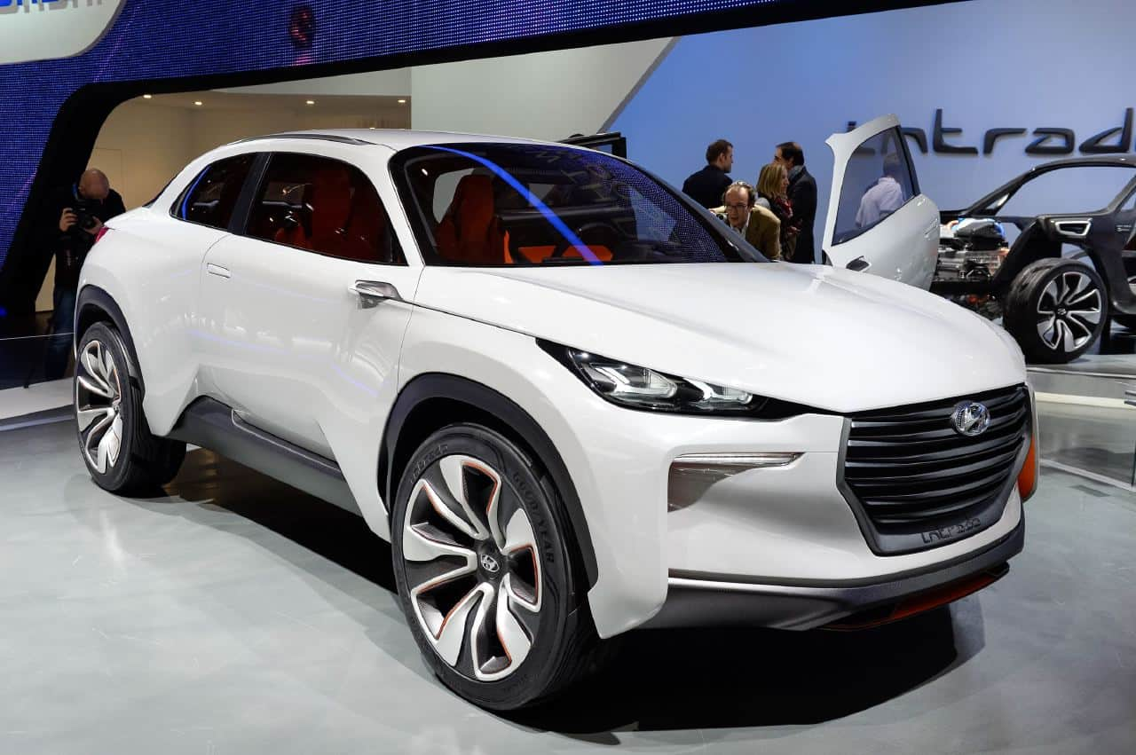 Meet the Designers: Hyundai Intrado Concept