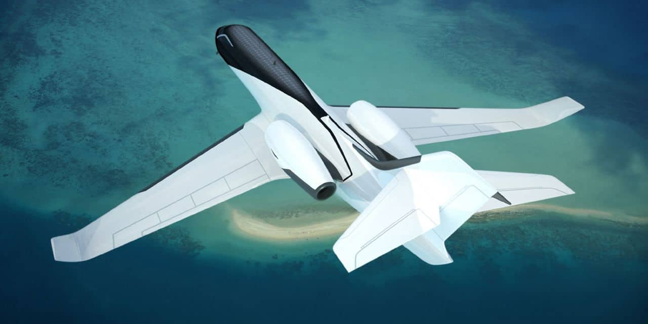 Technicon Design S Ixion Jet Concept Shortlisted At Yacht